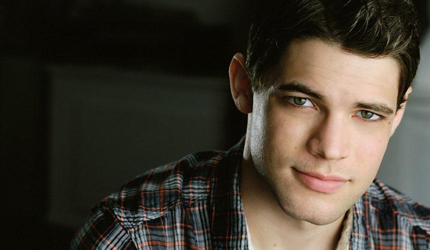 Jeremy Jordan hará su primera obra de texto en Broadway