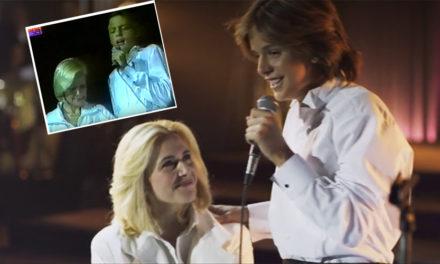 Así le cantó Luis Miguel a su mamá en Buenos Aires