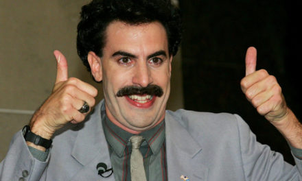 A Trump no le va a gustar la nueva de Sacha Baron Cohen