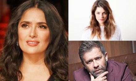Salma Hayek va a producir una serie mexicana para Netflix