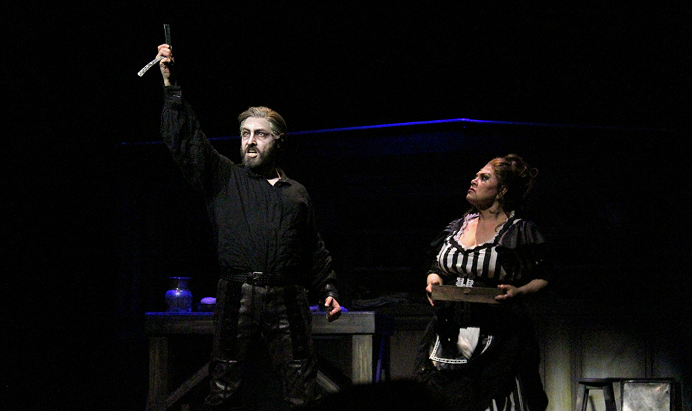 Sweeney Todd – Review