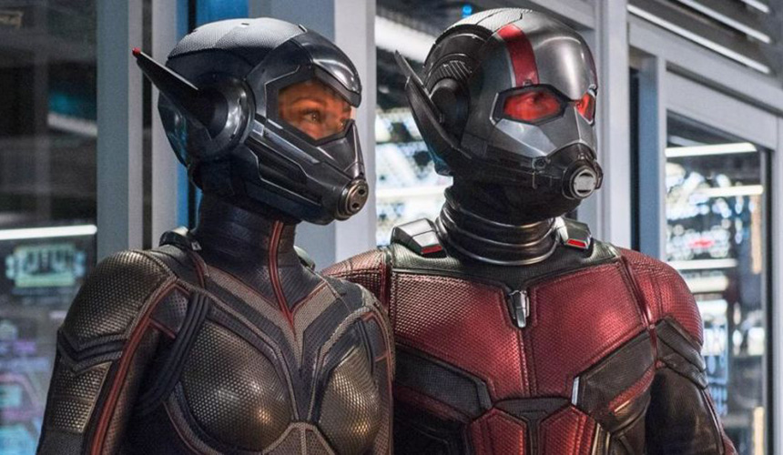 Ant-Man & The Wasp – Review