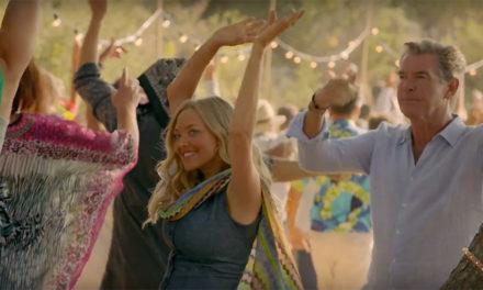 Sip. Hay escena de Dancing Queen en Mamma Mia! 2