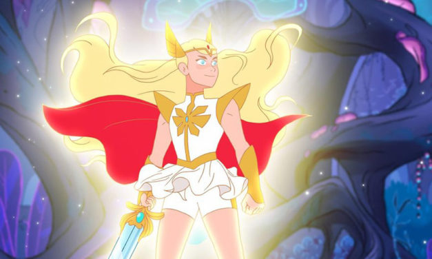 Con ustedes…¡la nueva She-Ra!