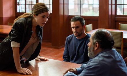 Camila Sodi ya tiene nueva serie con Netflix #DistritoSalvaje