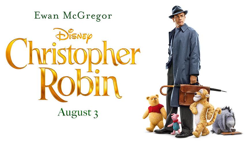 Por esta razón, Christopher Robin fue prohibida en China