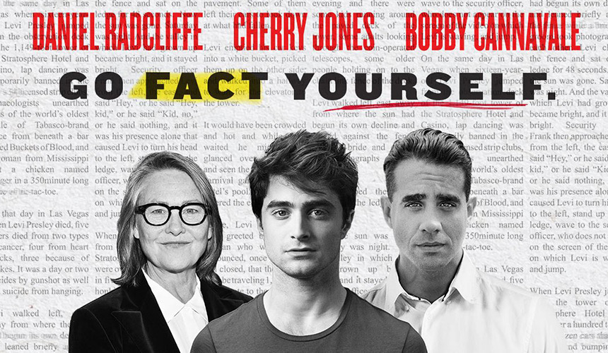 Vas a poder ver a Daniel Radcliffe en Broadway en septiembre