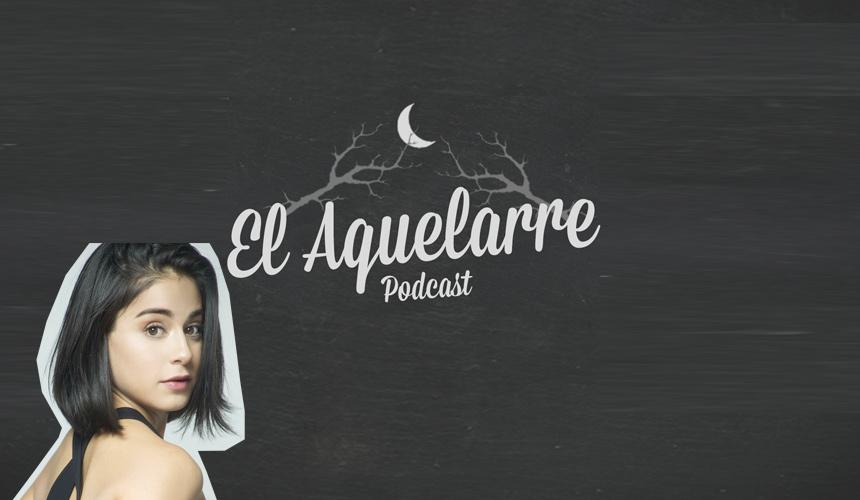 ¡Tenemos nuevo ep. del podcast con Aitza Terán!