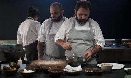 Enrique Olvera será parte de un nuevo reality de cocina \0/