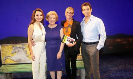 Julia Roberts fue al musical de Pretty Woman y todos : 0