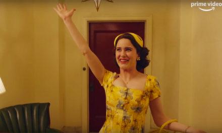¡Marvelous Mrs Maisel nos emociona con teaser de su 2da!