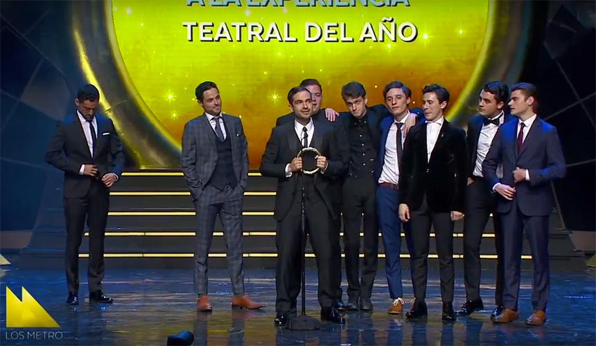 Ellos fueron los grandes ganadores de Los Metro