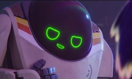Netflix tiene a su propio Wall-E en Robot 7723 (Next Gen)