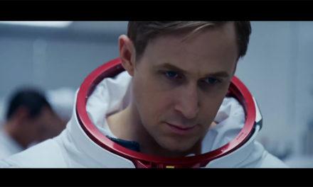 Tienes que ver a Ryan Gosling como Neil Armstrong