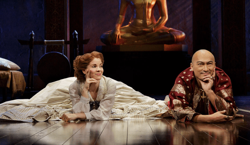 Pronto podrás ver The King and I, el musical, en el cine