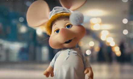 Este nuevo video de Topo Gigio te hará sentirte niño otra vez