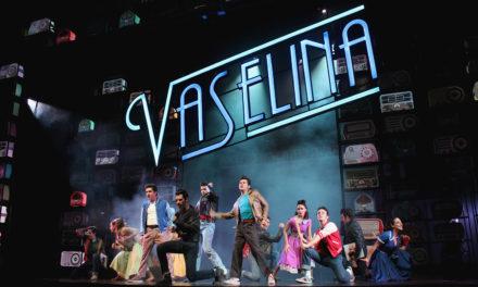 Finalmente la escenografía de Vaselina explicada