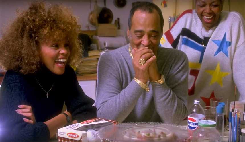¿Listo para conocer el lado B de Whitney Houston?