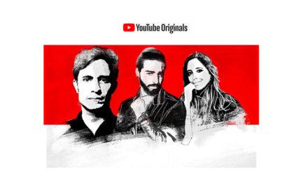 Habrá YouTube Originals con Gael, Sofía y Maluma