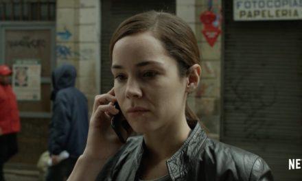 La nueva serie de Camila Sodi ya tiene trailer #DistritoSalvaje