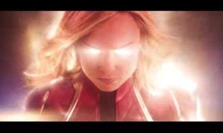 ¡Por fin tenemos trailer de Captain Marvel!