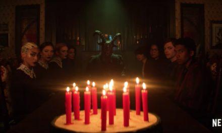 Sabrina se va realmente oscura en su primer trailer