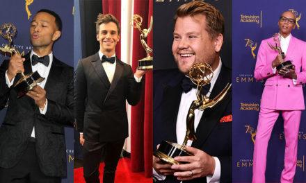 Ellos ganaron los primeros Emmys del año el fin de semana