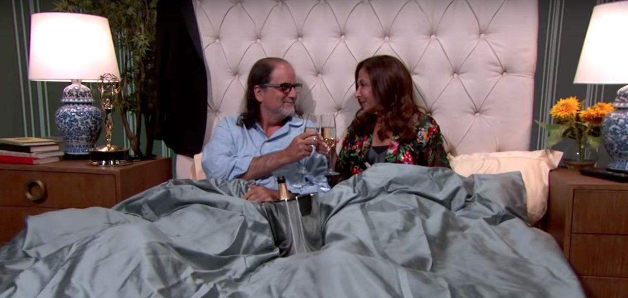 Esto pasó después de la pedida de matrimonio en el Emmy