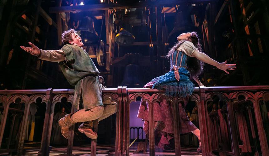 ¿Por qué el musical de Hunchback nunca llegó a Broadway?