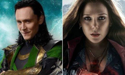 ¿Loki y Scarlett Witch va a tener sus propias series?