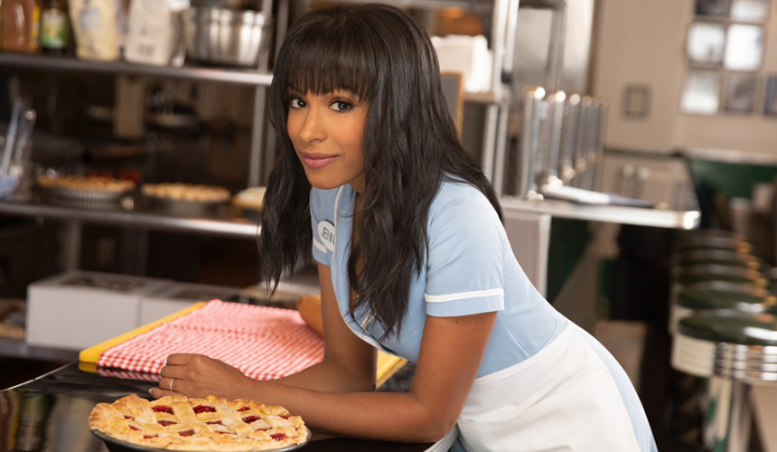 Conoce a la nueva Jenna de Waitress en Nueva York
