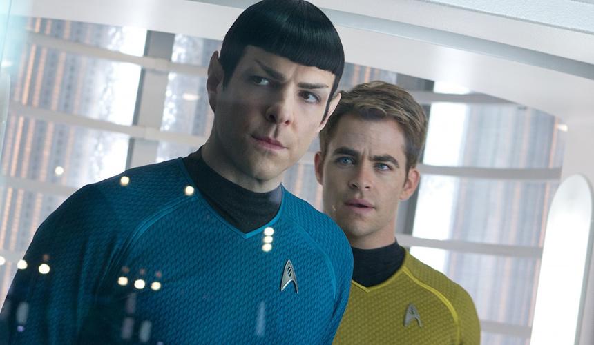 Quentin Tarantino planea hacer una peli de Star Trek