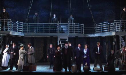 Podrás ver al Titanic hundirse en Broadway en 2019-2020