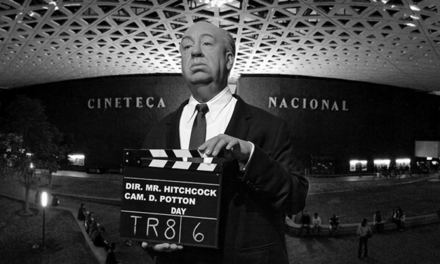 Si eres fan de Hitchcock no te puedes perder esta expo