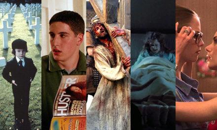Cinco películas que seguro no te dejaban ver de niño