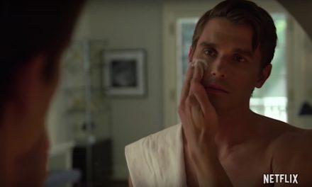 Antoni Porowski en sexy American Psycho para Netflix