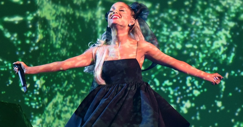 Ésta es la qué Ariana Grande cantará en los 15 de Wicked
