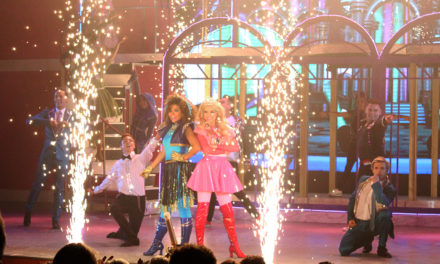 Barbie el Musical, Rock 'N Royals – Review