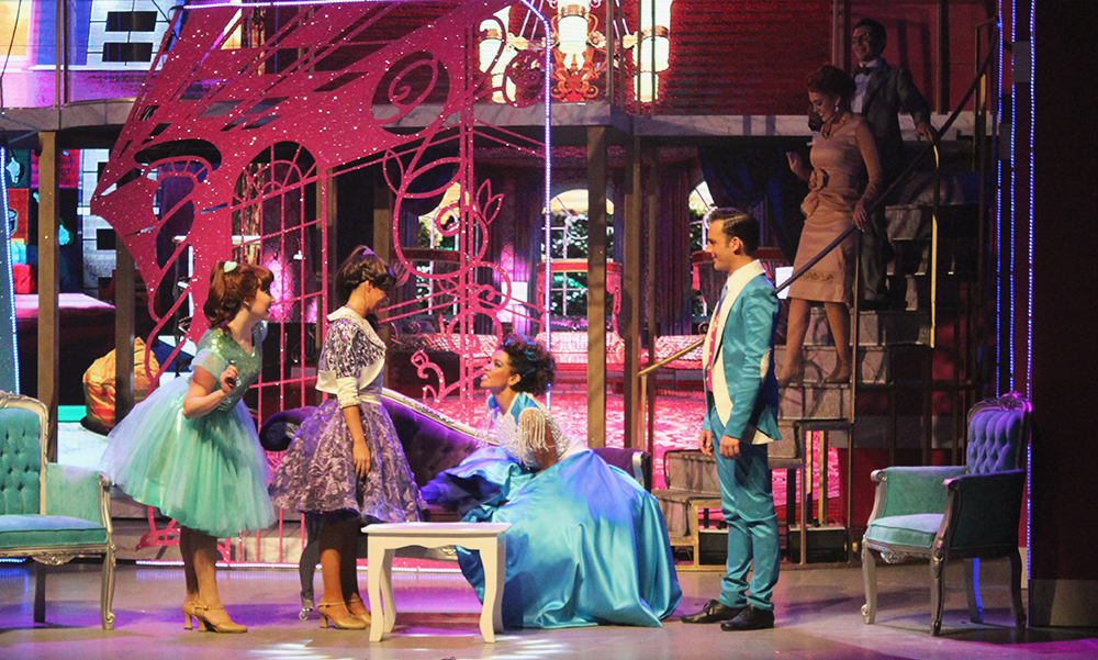 Barbie el Musical, Rock 'N Royals