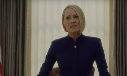 Claire Underwood: el diablo en trailer de House of Cards