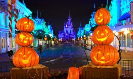 Así es como Disney se transforma para Halloween