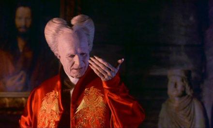 Escondan el ajo que va a haber una serie de Drácula