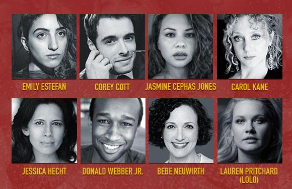 Los actores que se presentarán en 24 Hour Musicals