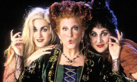 Las hermanas Sanderson juntas otra vez para Hocus Pocus