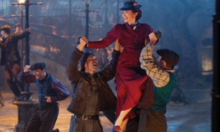 El sneak peek de Mary Poppins Returns que te urgía