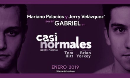 Next To Normal ya encontró a su Gabe…a sus Gabes