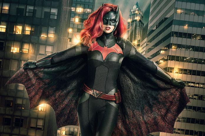 Así se ve Ruby Rose como Batwoman