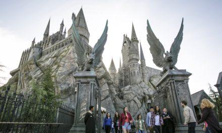 Así de triste iba a ser la tierra de Harry Potter en Disney