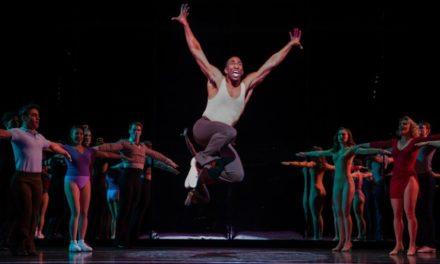 Video: Así se puso A Chorus Line en su regreso a NY
