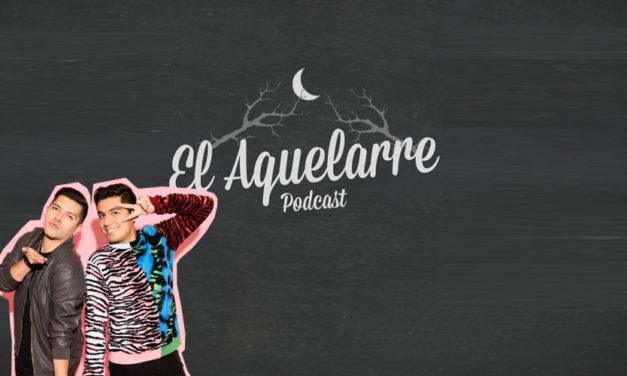 ¡Pepe y Teo nos acompañan en el podcast!
